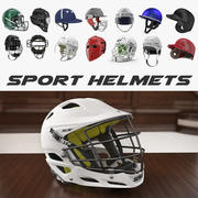 Sport Helmets 3D Models Collection 3 3d model