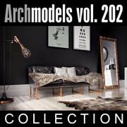 Archmodels vol. 202 3d model