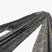 Costruttore ferroviario 3d model
