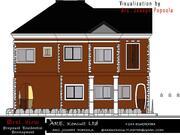Proposed Residential Development 3d model