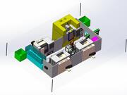 Centre CNC de chargement Auotmatic 3d model