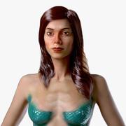 Sirène 3d model