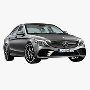 2019 Mercedes-Benz C-Klasse 3d model