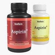 Bottle Medicine 3d model