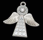wisiorek anioła 3d model