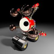 Rollie By Fluffy 3d model