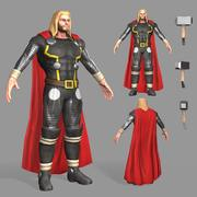 Thor modelo 3d