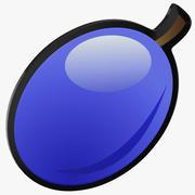Видео игровой автомат Plum 3d model