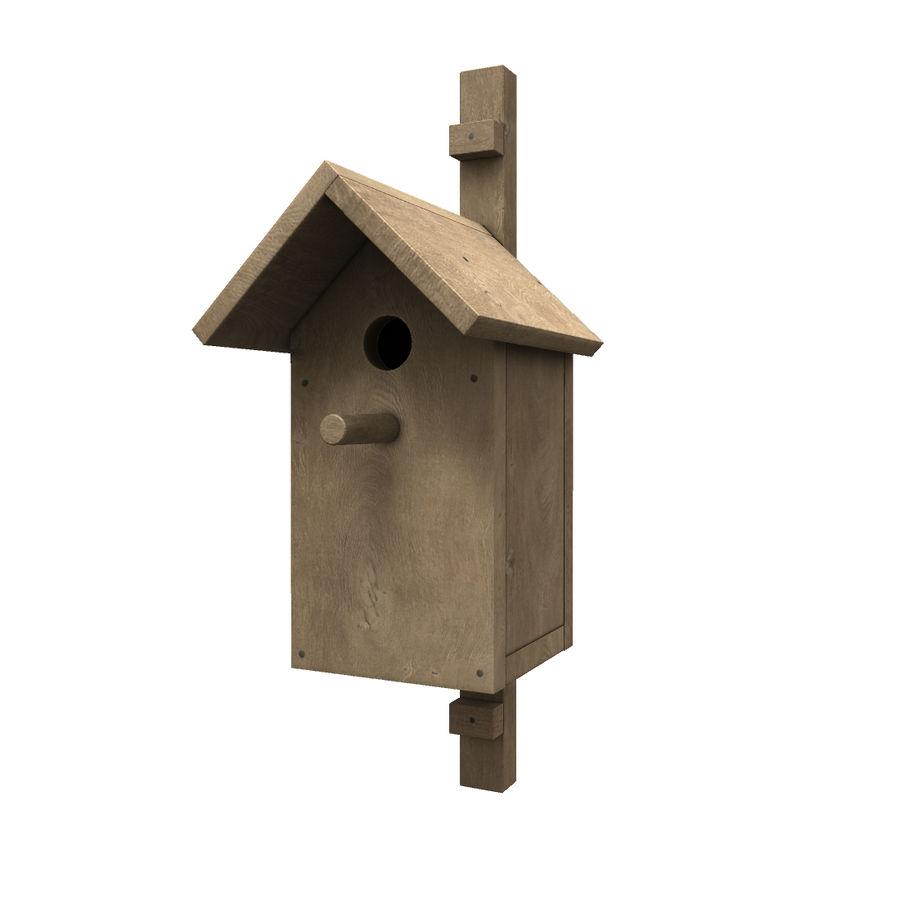 새의 집 A royalty-free 3d model - Preview no. 6