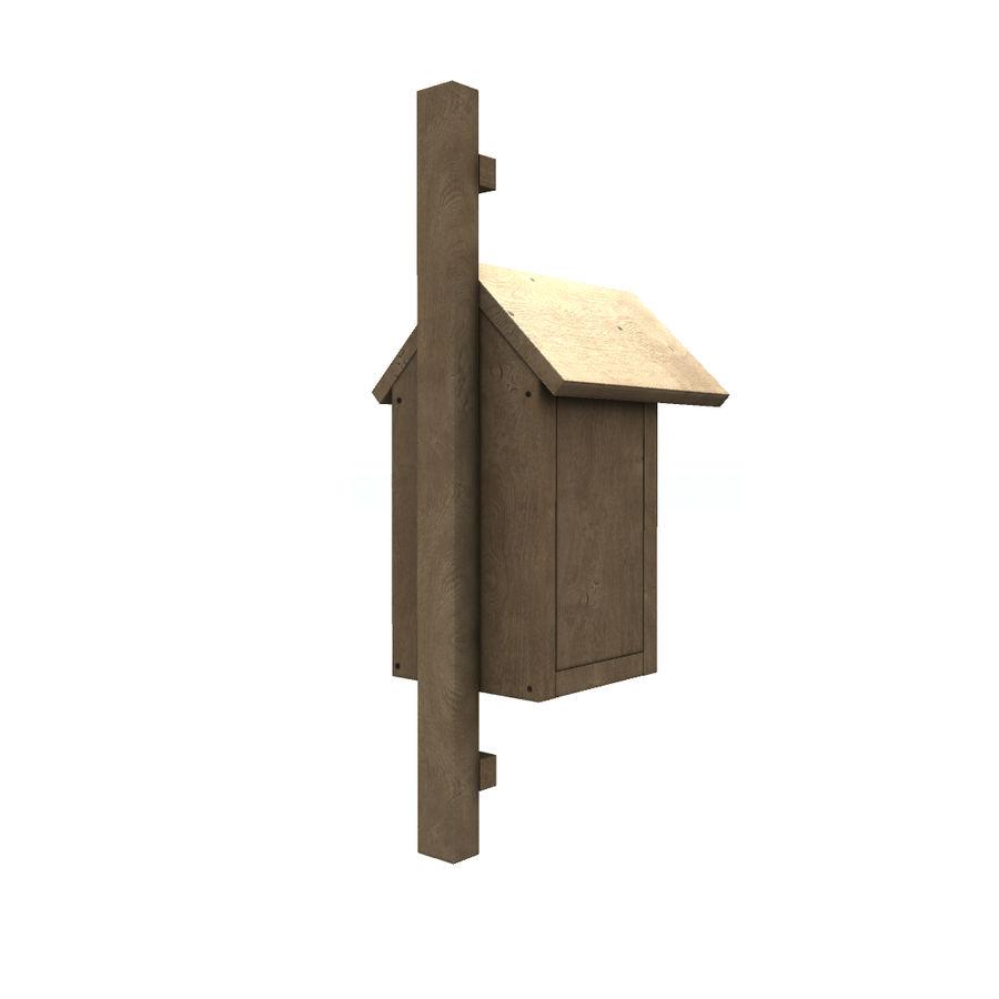 새의 집 A royalty-free 3d model - Preview no. 3