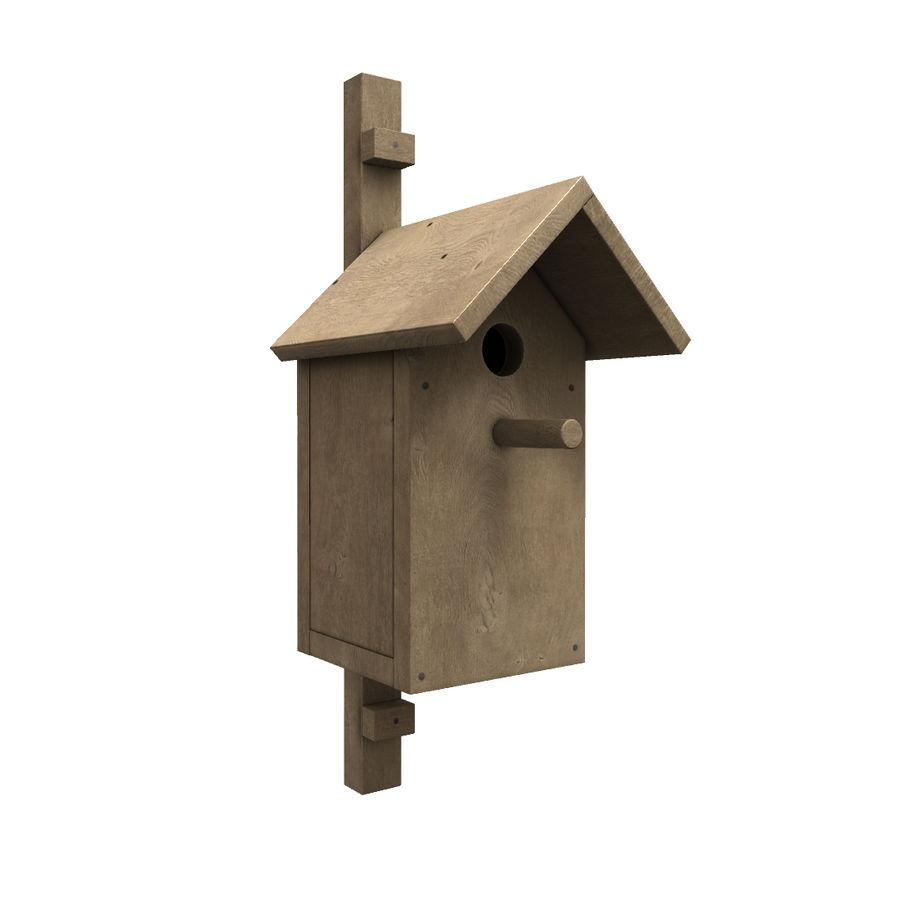 새의 집 A royalty-free 3d model - Preview no. 2