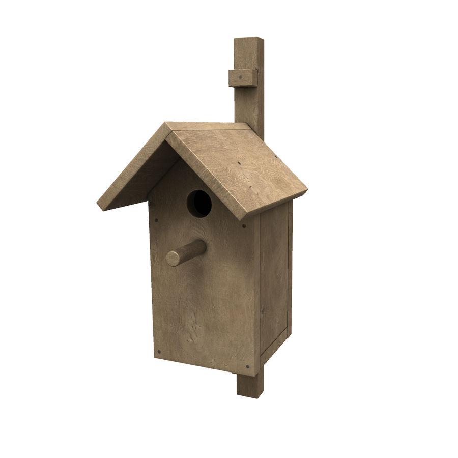 새의 집 A royalty-free 3d model - Preview no. 7