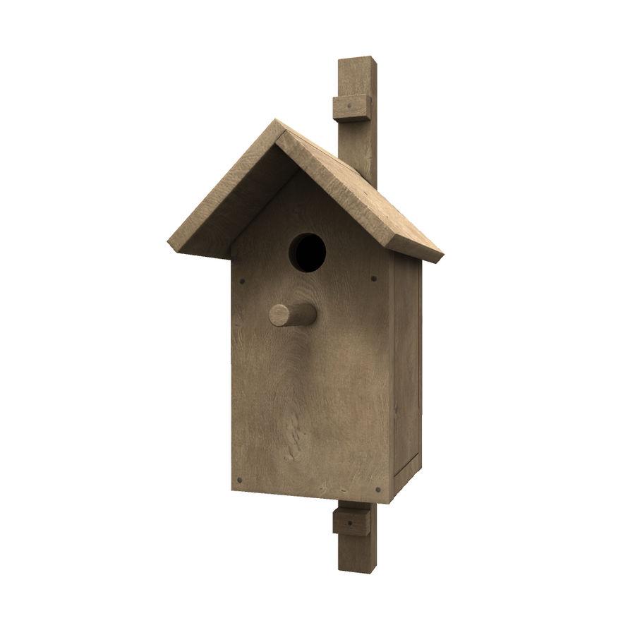 새의 집 A royalty-free 3d model - Preview no. 1