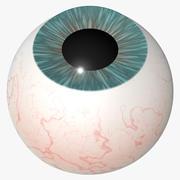 Eyeball 1.0 3d Model 3d model