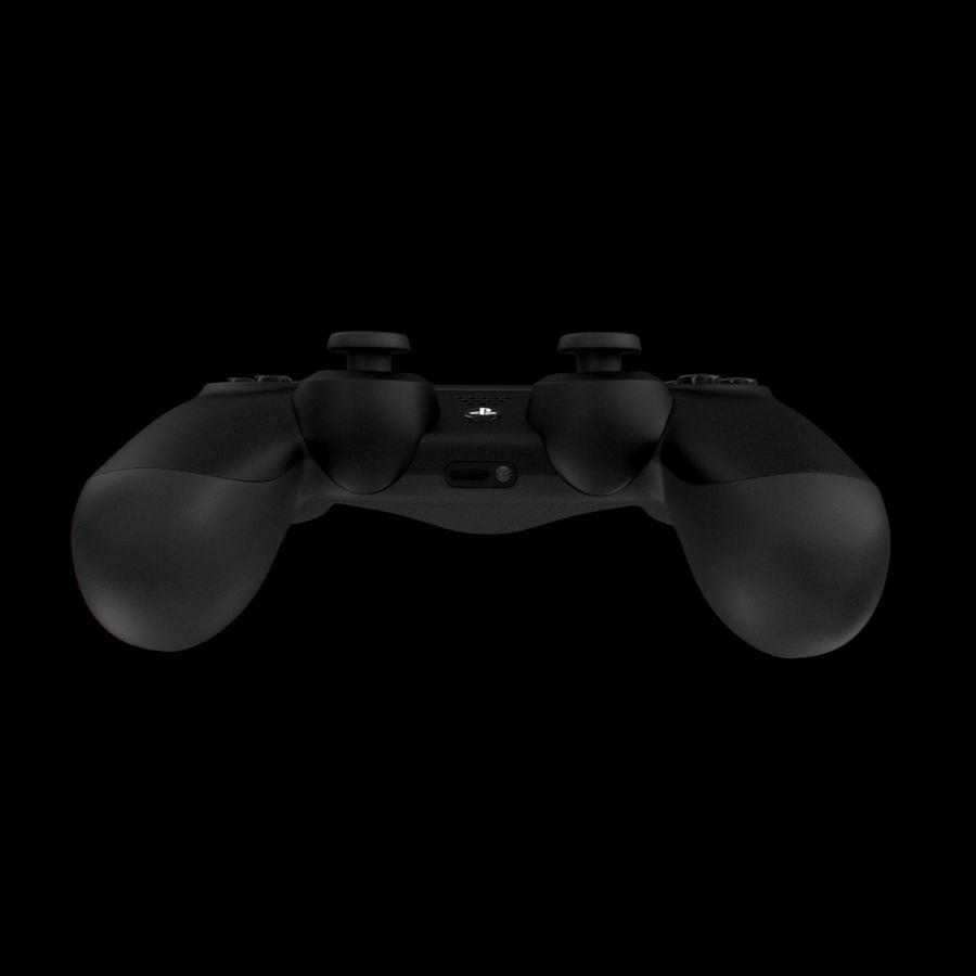 Joystick - Controller - PS4 royalty-free 3d model - Preview no. 6