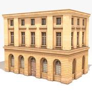 Wohnhaus 40 3d model