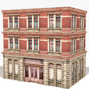 Wohnhaus 42 3d model