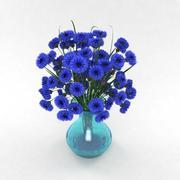 Korenblauw 3d model