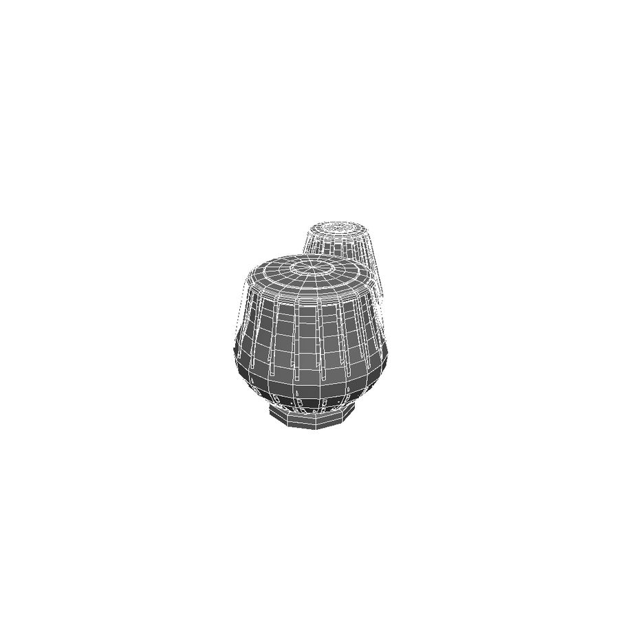 Tabla royalty-free 3d model - Preview no. 20