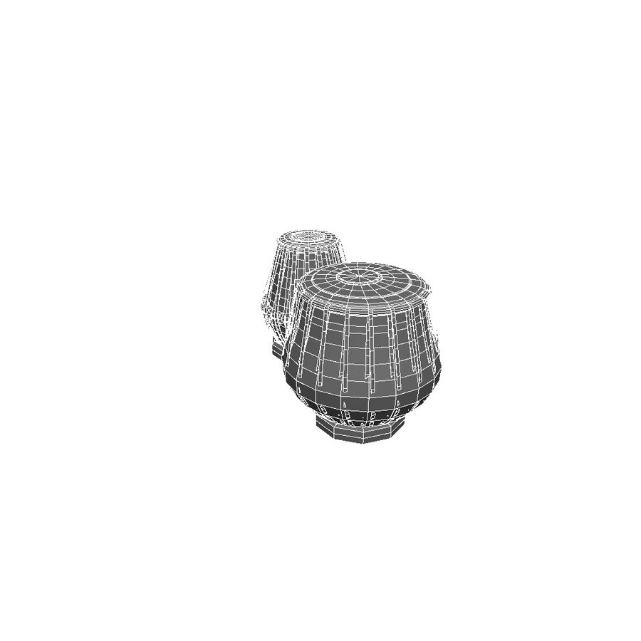 Tabla royalty-free 3d model - Preview no. 22