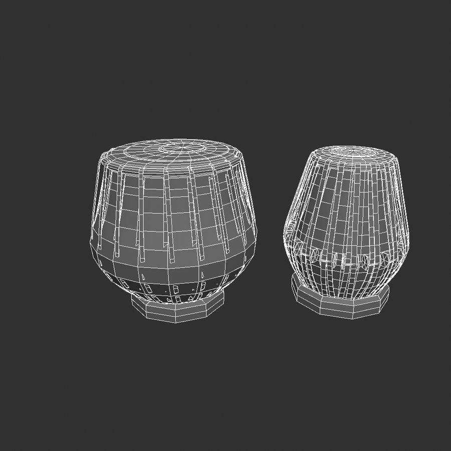 Tabla royalty-free 3d model - Preview no. 11