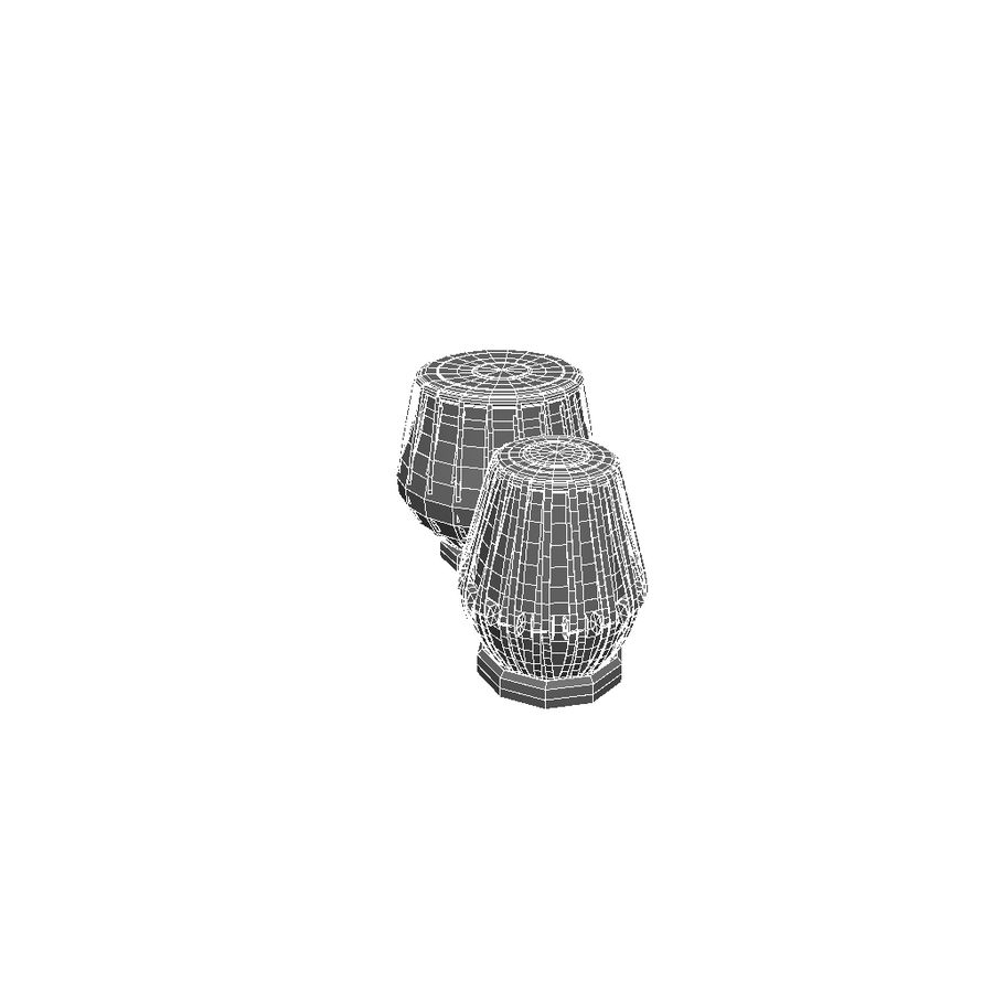 Tabla royalty-free 3d model - Preview no. 33