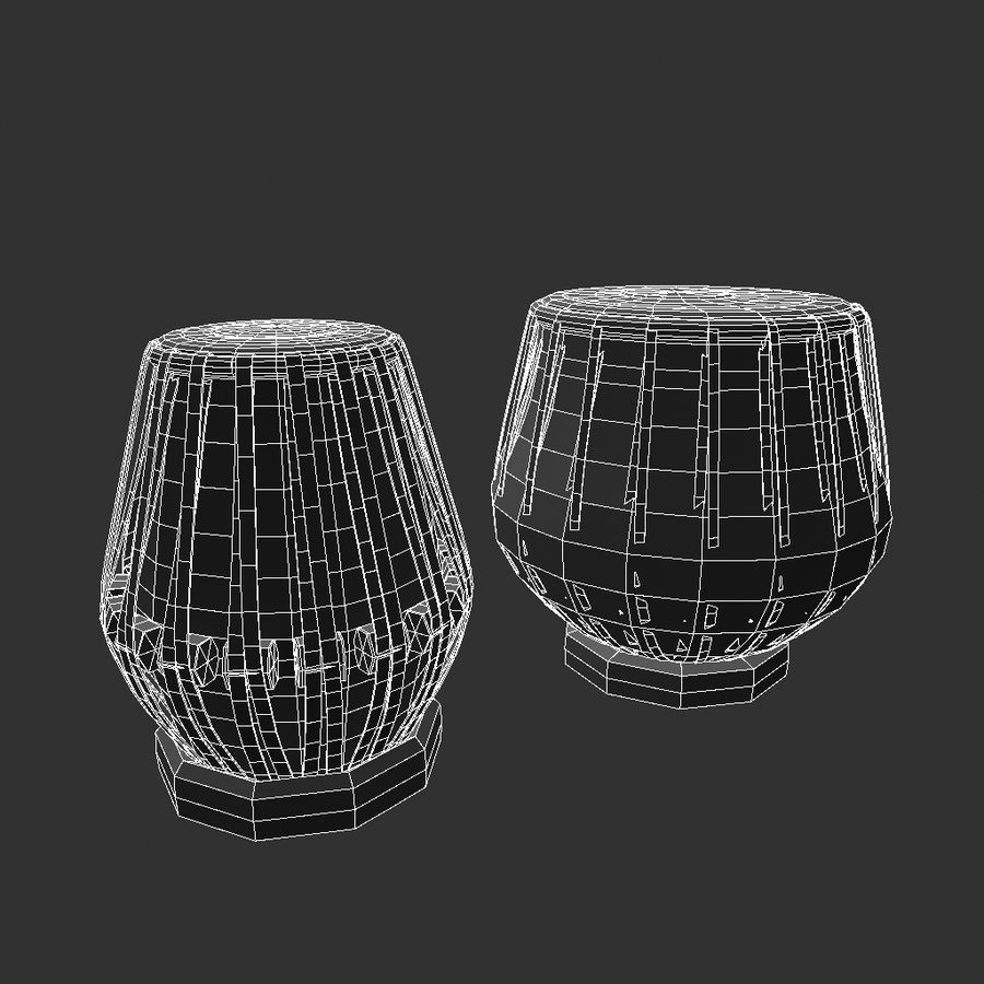 Tabla royalty-free 3d model - Preview no. 14