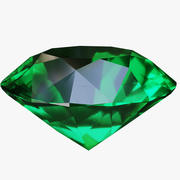 Emerald Pure Green 3d model