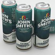 Piwo John Smiths Extra Smooth 500ml 2018 3d model