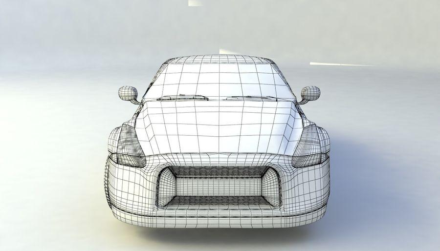 概念车 royalty-free 3d model - Preview no. 15