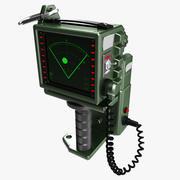 Motion Tracker 3d model