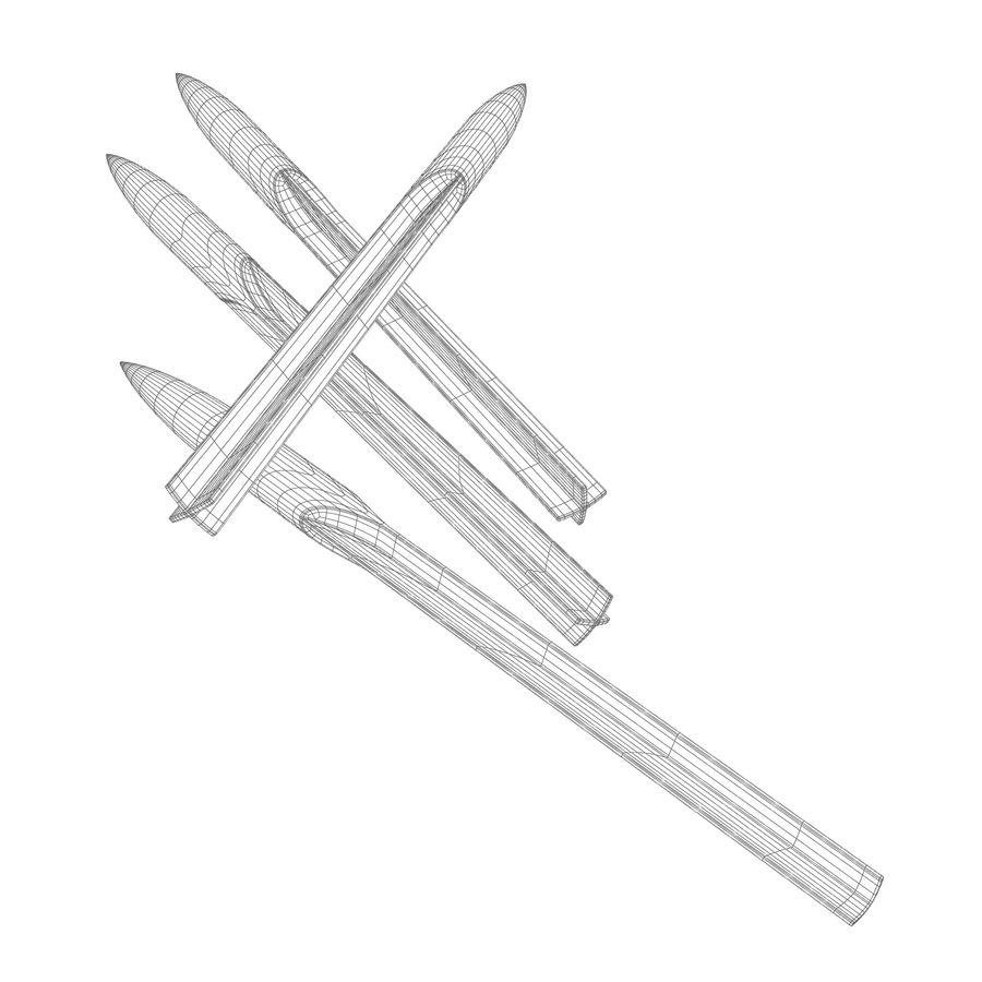 肉肉(1) royalty-free 3d model - Preview no. 12