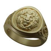 lejon ring 3d model