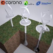 Генератор воды Waterseer 3d model