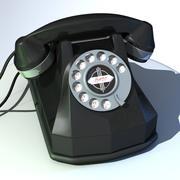Telefone velho 3d model
