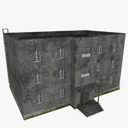 老房子 3d model