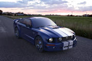 Ford Mustang GT 3d model