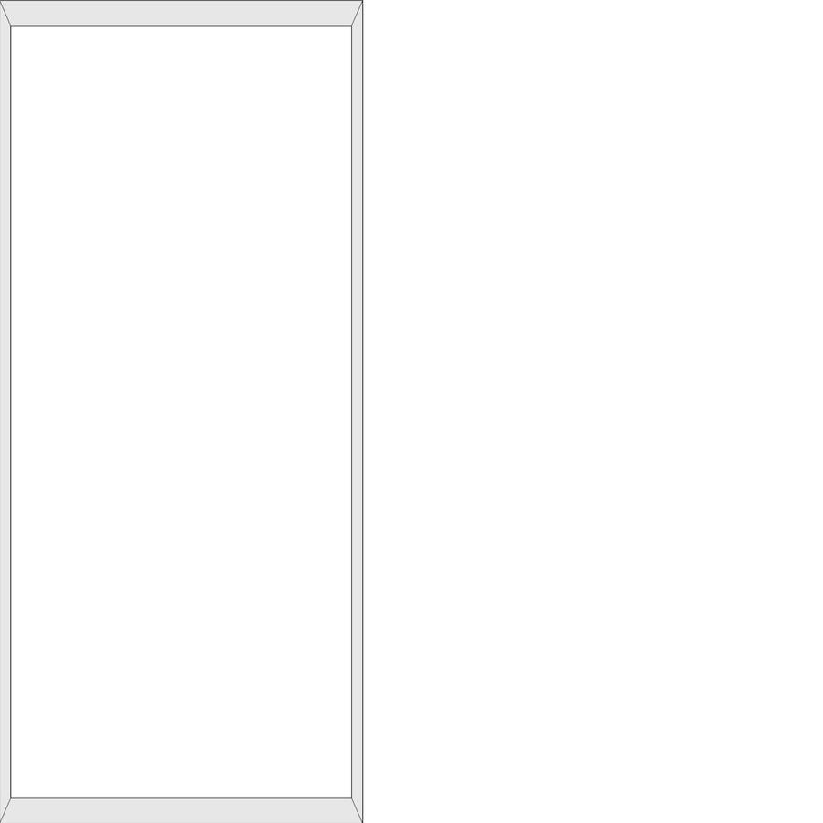 Niebieskie światło kafelkowe wanny royalty-free 3d model - Preview no. 11