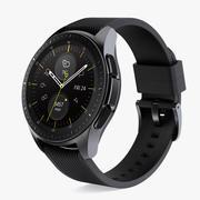 Samsung Galaxy Часы 42мм Полночь черный 2018 3d model