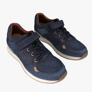 Geox Sports Shoesキッズ 3d model