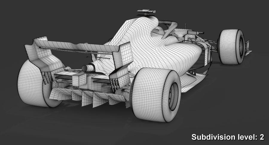 Formula 1 F1 2019 Concept royalty-free 3d model - Preview no. 16