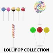 Lollipop Collection 3d model