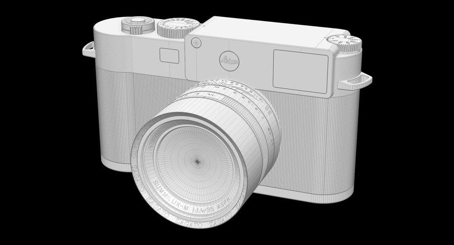 徕卡M10版Zagato royalty-free 3d model - Preview no. 10