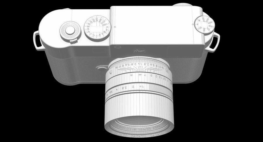 徕卡M10版Zagato royalty-free 3d model - Preview no. 15