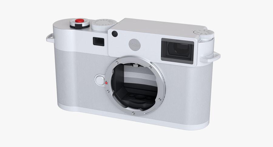 徕卡M10版Zagato royalty-free 3d model - Preview no. 6