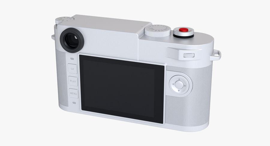 徕卡M10版Zagato royalty-free 3d model - Preview no. 5