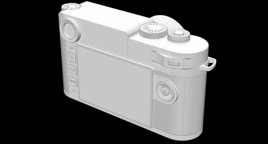 徕卡M10版Zagato royalty-free 3d model - Preview no. 13