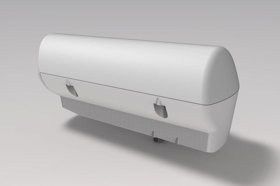 Transportation Security Camera Enclosure royalty-free 3d model - Preview no. 3