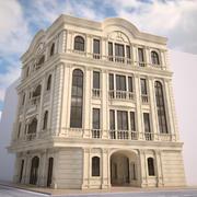 住宅建筑3D模型 3d model