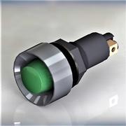 signal light green 3d model